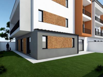 duplex-ul situat in zona COMPOZITORI, in bloc nou