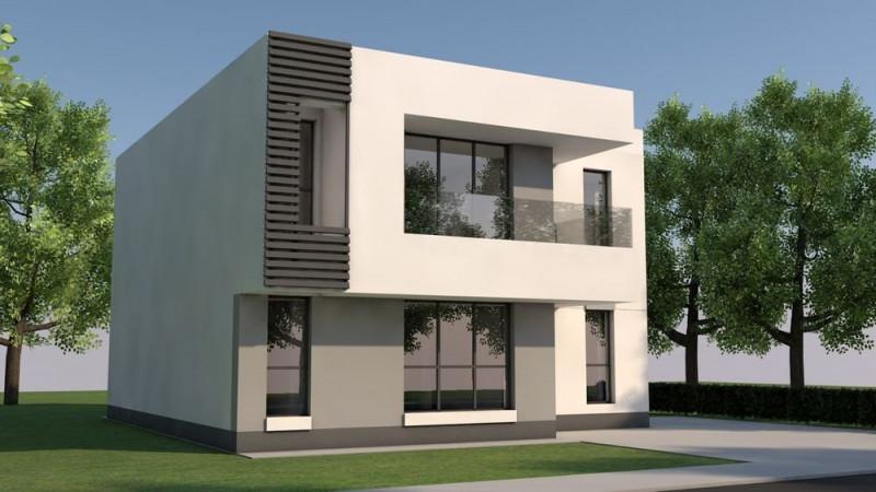 casa p+1, situata in zona INEL II