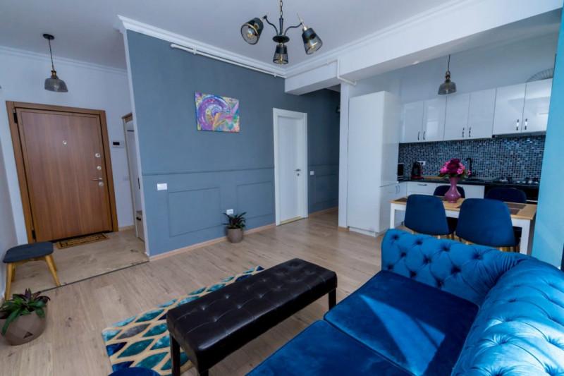 Apartamentul situat in MAMAIA