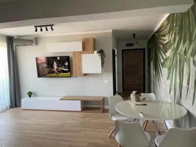 apartament la TOMIS PLUS - MEGA IMAGE, in bloc nou,