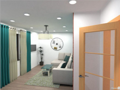 STUDIO situat in zona  Mamaia Nord-Camping ENA ,  LA PROMENADA